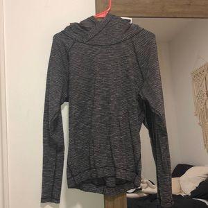 Lululemon stretchy sweatshirt